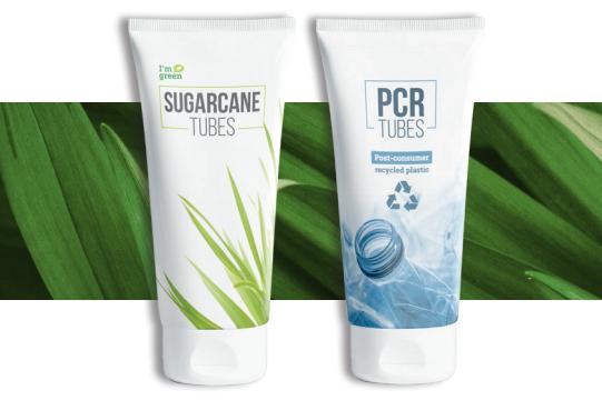 polyethylene cosmetic tubes